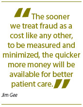 Saude Publica Prevention Not Cure In Tackling Health Care Fraud