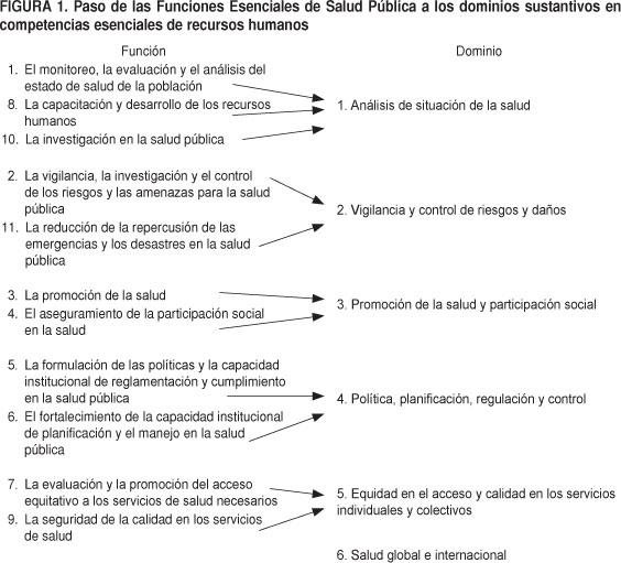 Saúde Pública - Competencias esenciales en salud pública: un marco ...